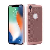 Hardcase Hoesje iPhone Xr - Roze Goud