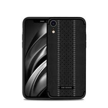 Nxe Stikwerk TPU Hoesje iPhone Xr - Zwart