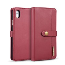 Dg. Ming Booktype Hoesje iPhone Xr - Rood