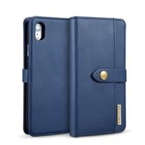 Dg. Ming Booktype Hoesje iPhone Xr - Blauw