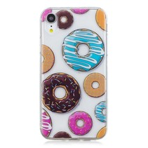 Donuts TPU Hoesje iPhone Xr