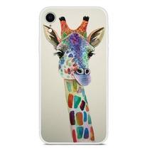 Giraf TPU Hoesje iPhone Xr