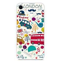 Engeland TPU Hoesje iPhone Xr