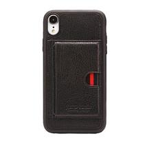 Pierre Cardin TPU Hoesje iPhone Xr - Zwart