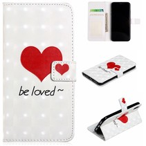 Be Loved Booktype Hoesje iPhone Xr