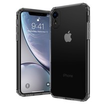 Leeu design TPU Hoesje iPhone Xr - Zwart