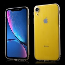 TPU Hoesje iPhone Xr - Transparant