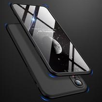 Gkk Hardcase Hoesje iPhone Xr - Zwart
