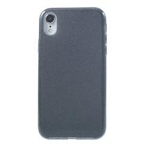 Hybrid Hoesje iPhone Xr - Grijs