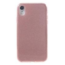 Hybrid Hoesje iPhone Xr - Roze