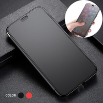 Baseus Hybrid Hoesje iPhone XS - Zwart