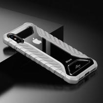 Baseus Hybrid Hoesje iPhone XS - Grijs