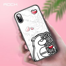 Rock Beer Hybrid Hoesje iPhone XS