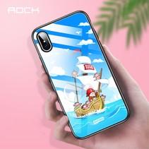 Rock Kapitein Hybrid Hoesje iPhone XS