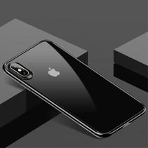 Usams Hybrid Hoesje iPhone XS - Zwart