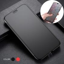 Baseus Hybrid Hoesje iPhone XS Max - Zwart