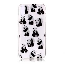 Panda TPU Hoesje iPhone XS Max