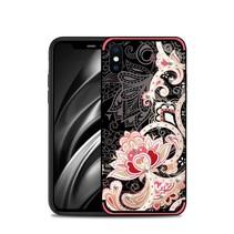 Nxe TPU Hoesje iPhone XS Max - Rood