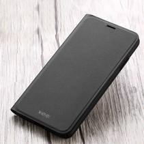 X-level Flipcase Hoesje iPhone XS Max - Zwart