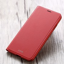 X-level Flipcase Hoesje iPhone XS Max - Rood