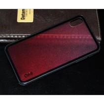 Cooya Hybrid Hoesje iPhone XS Max - Roze