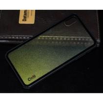 Cooya Hybrid Hoesje iPhone XS Max - Groen