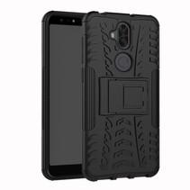 Hybrid Hoesje Asus ZenFone 5 Lite - Zwart