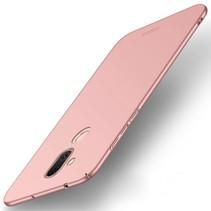 Mofi Hardcase Hoesje Asus ZenFone 5 Lite - Roze / Goud