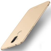 Mofi Hardcase Hoesje Asus ZenFone 5 Lite - Goud