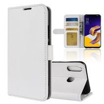 Booktype Hoesje Asus ZenFone 5Z - Wit