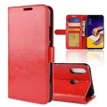 Booktype Hoesje Asus ZenFone 5Z - Rood
