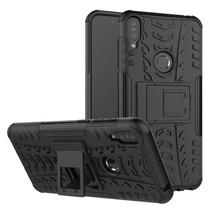 Hybrid Hoesje Asus ZenFone Max Pro - Zwart