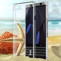 Imak Hardcase Hoesje Blackberry KeyOne - Transparant