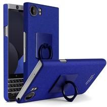 Imak Hardcase Hoesje Blackberry KeyOne - Blauw