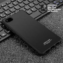 Imak TPU Hoesje Blackberry Motion - Zwart
