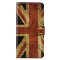 Britse Vlag Booktype Hoesje Honor 8x