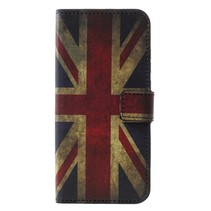 Britse Vlag Booktype Hoesje Honor 10 Lite