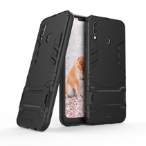 Hybrid Hoesje Honor Play - Zwart