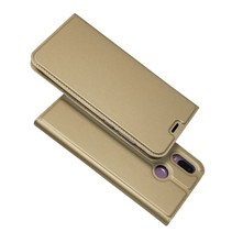 Booktype Hoesje Honor Play - Goud