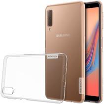 Nillkin TPU Hoesje Samsung Galaxy A7 2018 - Wit