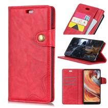 Booktype Hoesje HTC U12 Life - Rood