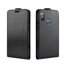 Flipcase Hoesje HTC U12 Life - Zwart