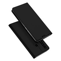Dux Ducis Booktype Hoesje Samsung Galaxy A9 (2018) - Zwart