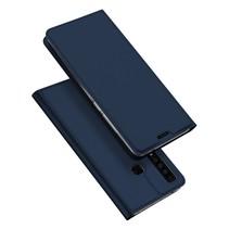 Dux Ducis Booktype Hoesje Samsung Galaxy A9 (2018) - Donker Blauw
