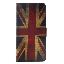 Britse Vlag Booktype Hoesje Huawei Mate 20
