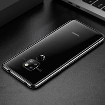 Baseus TPU Hoesje Huawei Mate 20 - Zwart