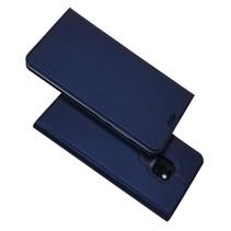 Booktype Hoesje Huawei Mate 20 - Blauw
