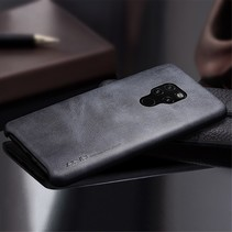 X-level Hardcase Hoesje Huawei Mate 20 - Zwart
