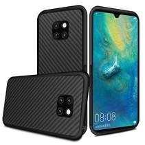TPU Hoesje Huawei Mate 20 - Zwart