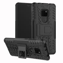 Hybrid Hoesje Huawei Mate 20 - Zwart